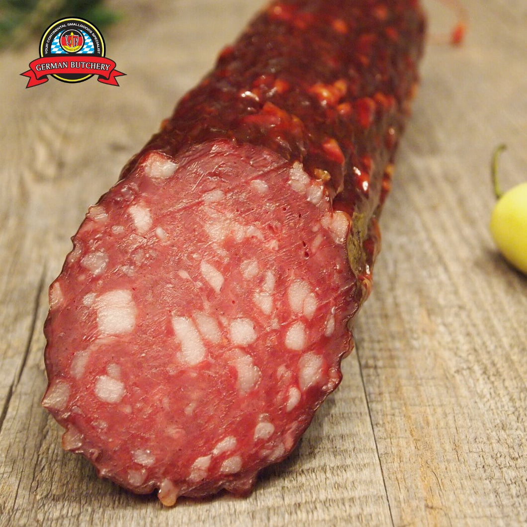 Mini Moskovskaya (Cooked Beef Salami) - Harry's Delivery
