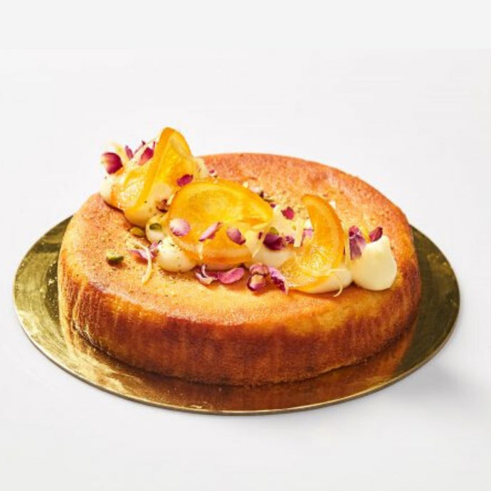 Orange & Almond Cake (G.F.) - Harry's Delivery