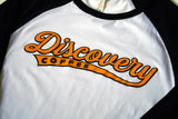 Discovery Coffee Baseball Tee
