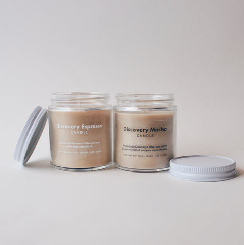 Salt Spring Island Candle Co Candles