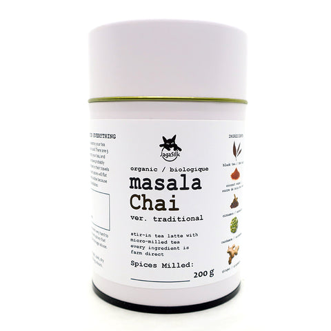Jagasilk Masala Chai Tea Latte Mix (200gr)