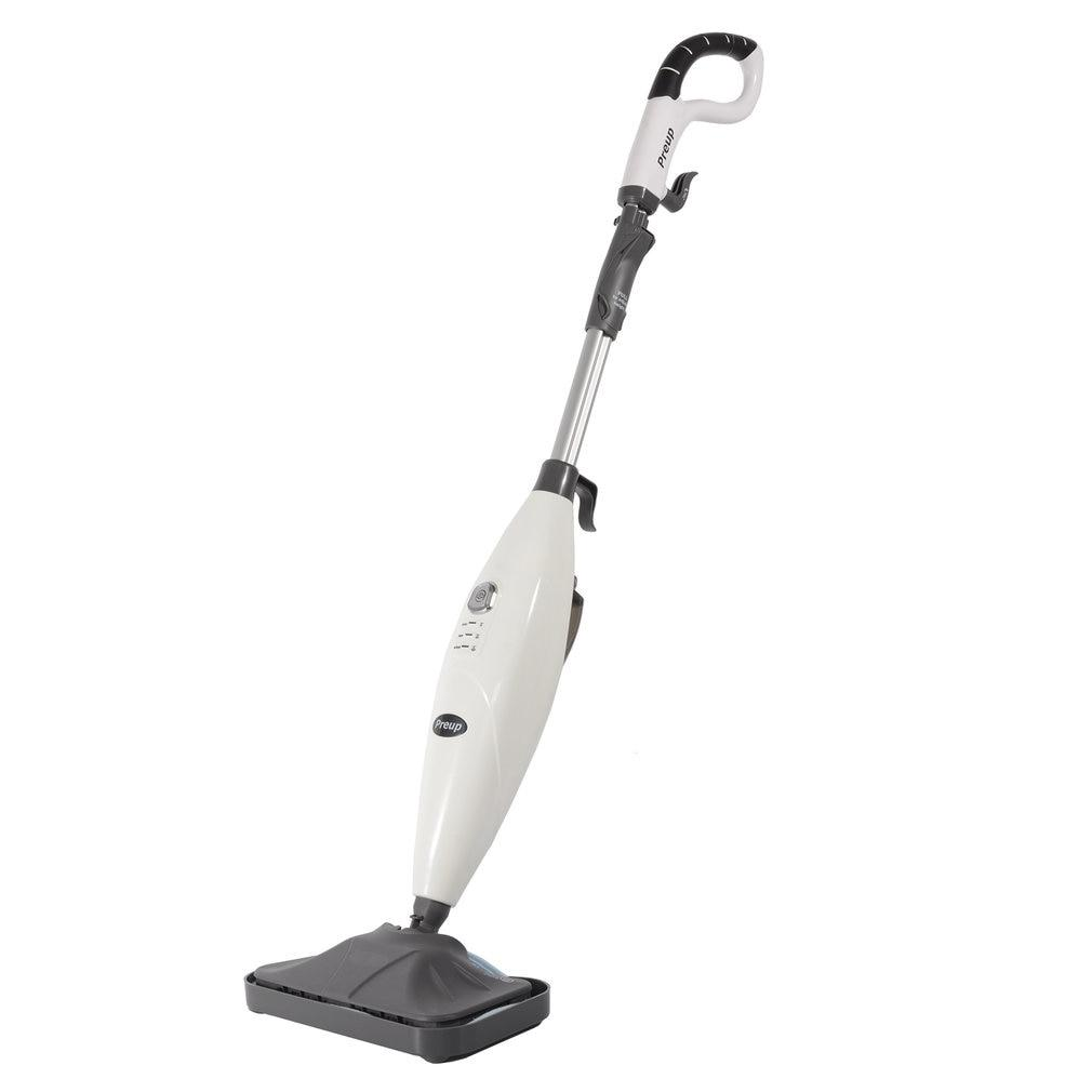 Steam Mop 1300W Adjustable Floor Cleaner steam pinkinblack.com
