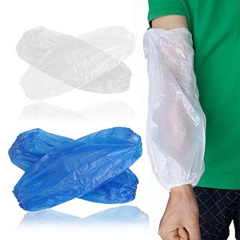 Universal Professional Environmental Disposable Protective Safety Sleeves MASK pinkinblack.com