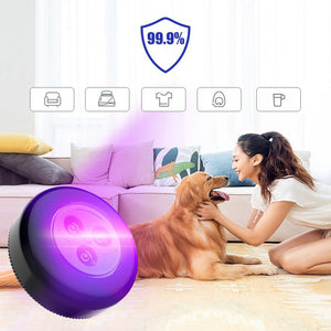 Home & Travel Uv Germicidal Disinfection Lamp uv  protect your self from covid19 coronavirus, stay home stay safe pinkinblack.com
