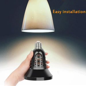 2 In 1 Photo catalytic Led & Anti Mosquito Electric Lamp uv pinkinblack.com