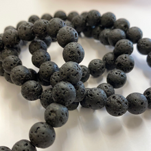 Load image into Gallery viewer, Lava Stone Bracelet LS01.