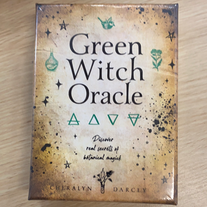 Green Witch Oracle Cheralyn Darcey .