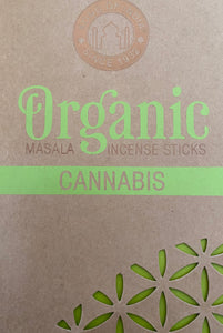 Organic goodness Masala Incense C
