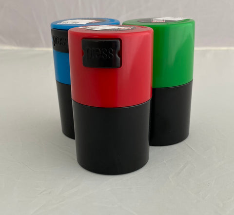 TightVac Containers