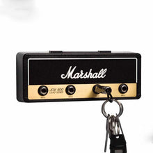 Load image into Gallery viewer, Marshall Amplifier Key Organiser & Key rings