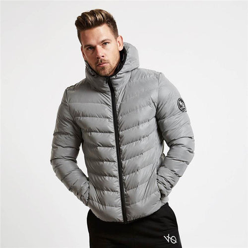 New Men's Puffer Jacket - Man-Kave