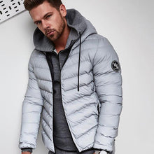 Load image into Gallery viewer, New Men's Puffer Jacket