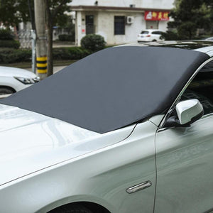 Magnetic Car Front Windscreen Snow Ice Shield Cover - Man-Kave