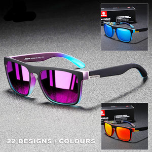 2020 New KDEAM X8 Mirror Polarised Sunglasses - Man-Kave