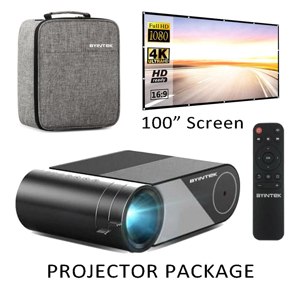 Home Cinema Projector Pack