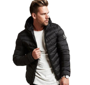 New Men's Puffer Jacket