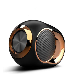 DELTA Bluetooth 5.0 Speaker - Portable Wireless Speaker with Serious BASS