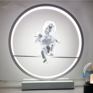 Angel | Cherub LED Table Lamp