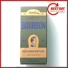 Load image into Gallery viewer, BOURBON - Gentlemans Bar Soap - Large - Man-Kave