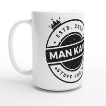 Load image into Gallery viewer, ManKave Large Mug