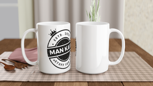 ManKave Large Mug