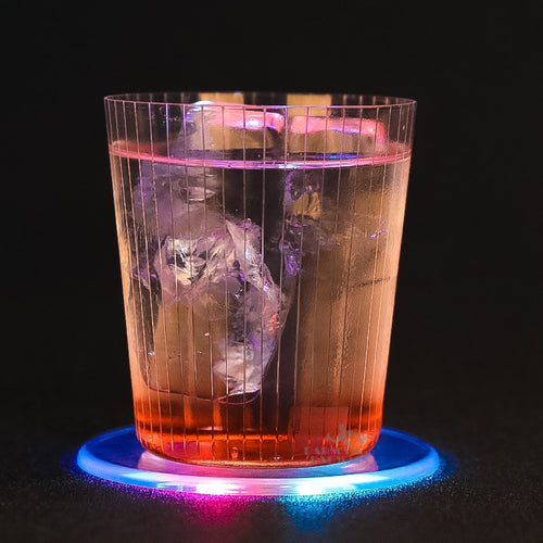 LED Bar Luminescent Table Cup Mat - ManKave Gifts & Accessories