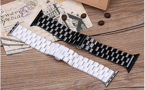 Ceramic Wristband Strap for Apple Watch
