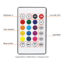 Load image into Gallery viewer, Smart E27 LED Bulb - RGB Light - Wireless Bluetooth Audio Speaker - ManKave Gifts & Accessories