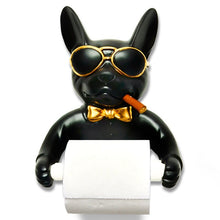 Load image into Gallery viewer, Cool Dog Toilet Paper Holder, - ManKave Gifts & Accessories