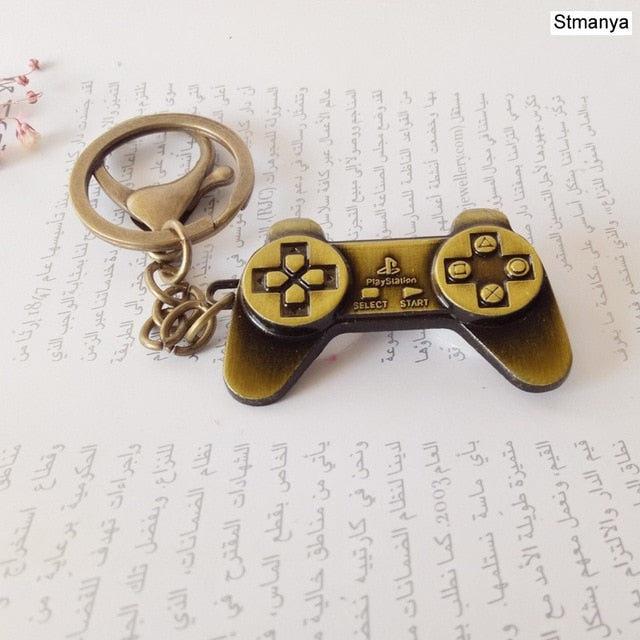 Game controller Key Ring - ManKave Gifts & Accessories