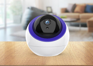Smart Home WiFi Camera 1080P - Auto Tracking CCTV Network Dome Camera - ManKave Gifts & Accessories