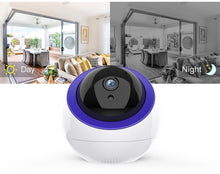 Load image into Gallery viewer, Smart Home WiFi Camera 1080P - Auto Tracking CCTV Network Dome Camera - ManKave Gifts & Accessories