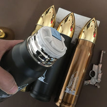 Load image into Gallery viewer, 350-500ML Bullet / Shell Thermos Flask