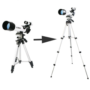 High Quality Refractive 60mm  Kids  Astronomical Telescope - ManKave Gifts & Accessories