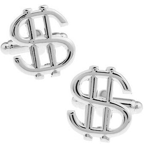 Men's Cuff Links - Poker & Casino theme. - ManKave Gifts & Accessories