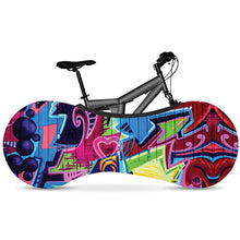 Load image into Gallery viewer, Graffiti Series Cycle Indoor Dust Cover - ManKave Gifts & Accessories