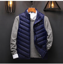 Load image into Gallery viewer, USB Heated Vest - Mens Winter Body Warmer - ManKave Gifts & Accessories