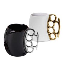 Load image into Gallery viewer, Fisticup Coffee Mug - Novelty Gift - ManKave Gifts & Accessories