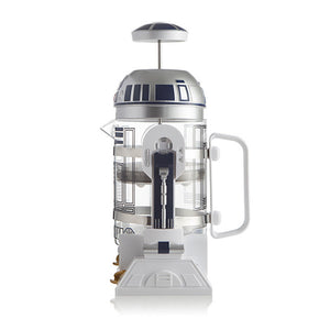 Star Wars R2D2 robot mini hand coffee pot - ManKave Gifts & Accessories