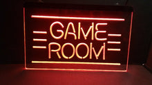 Load image into Gallery viewer, GAME ROOM LED Neon Light Sign - ManKave Gifts & Accessories