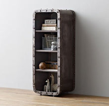 Load image into Gallery viewer, Loft Industrial 4-Layer Bookcase - Storage Cabinet - ManKave Gifts & Accessories