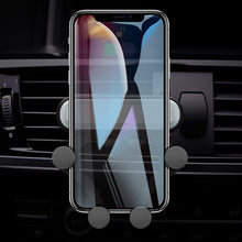 Load image into Gallery viewer, Gravity Car Phone Holder For All Phones - Car Air Vent Mount Car Holder - ManKave Gifts & Accessories