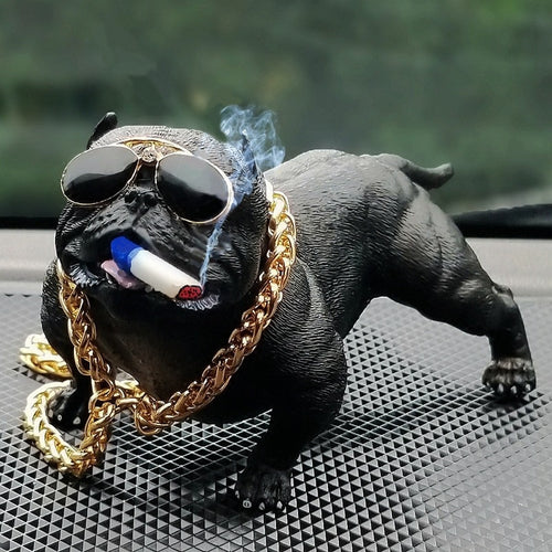 Overbearing Dog Decoration - Car Ornaments - ManKave Gifts & Accessories