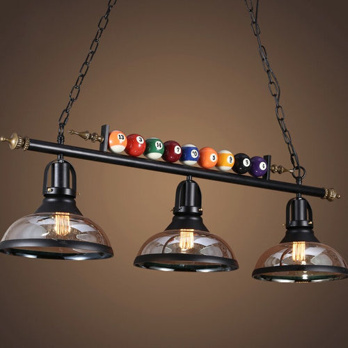 Industrial Pendant Lights - Restaurant / Bar / Cafe / Kitchen / Pool Table - ManKave Gifts & Accessories