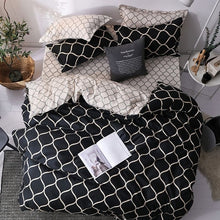Load image into Gallery viewer, Luxury Bedding Set - Duvet Cover Sets - ManKave Gifts & Accessories