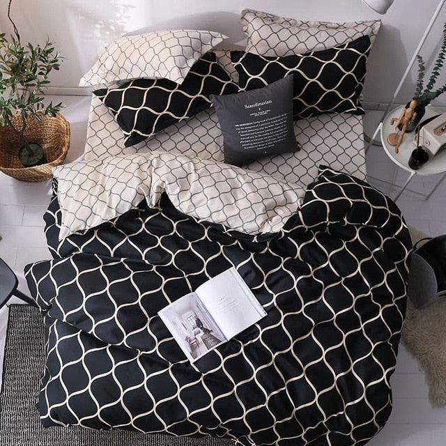 Luxury Bedding Set - Duvet Cover Sets - ManKave Gifts & Accessories