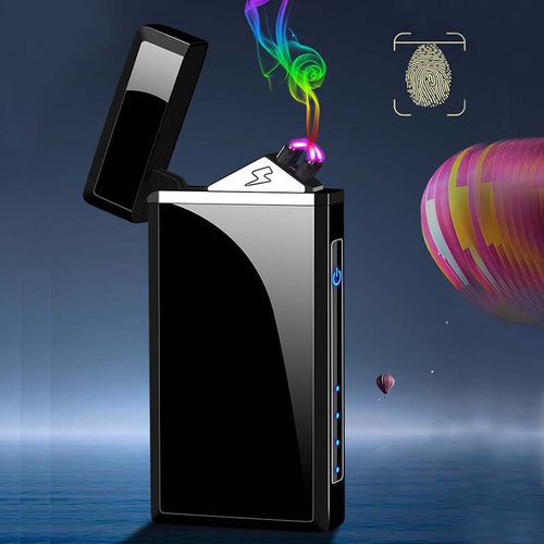 Double Arc Electronic Lighter - USB Rechargeable Cigarette Lighter - ManKave Gifts & Accessories