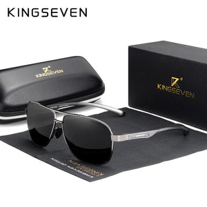 KINGSEVEN 2020 Brand New  Men's Aluminium Sunglasses - ManKave Gifts & Accessories