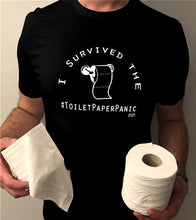 Load image into Gallery viewer, Funny T Shirt Poking Fun At The Toilet Paper Panic 2020 - ManKave Gifts & Accessories