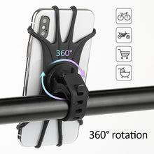 Load image into Gallery viewer, Universal Cycle Phone Holder  - for HandlebarS - ManKave Gifts & Accessories